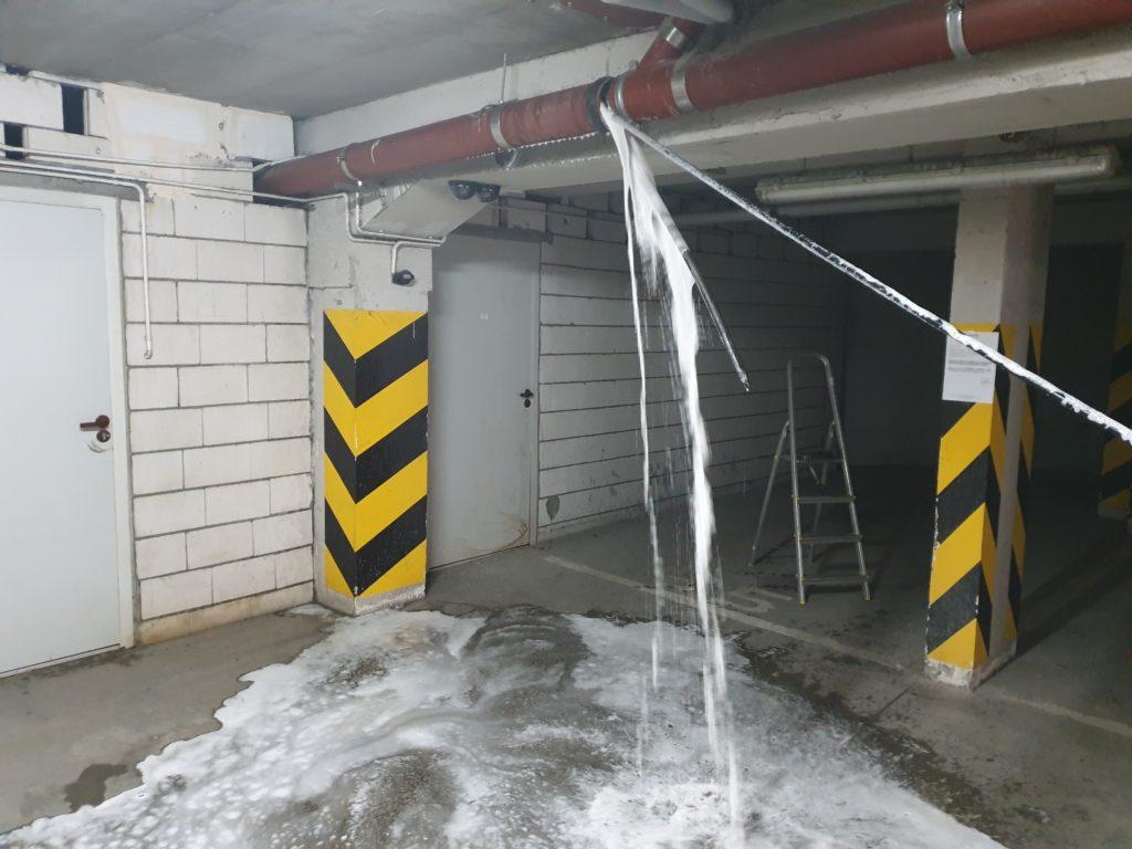 udrażnianie pionów kanalizacyjnych