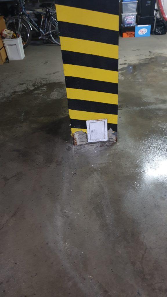 Udrażnianie pionu kanalizacyjnego